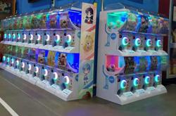 香港投放扭蛋机-香港扭蛋机项目