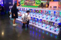 深圳扭蛋机厂家;扭蛋机如何经营摆放